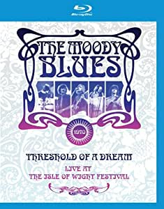 THE MOODY BLUES - LIVE AT THE ISLE OF WIGHT [Blu-ray]