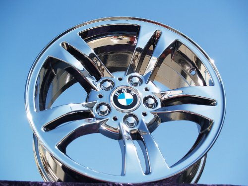 BMW X3Style 112: Set of 4 genuine factory 17inch
