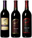 "Hunt Country ""Favorite Reds"" Mixed Pack 3 x 750 mL"