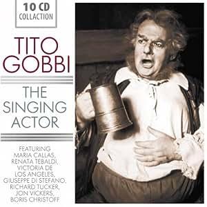 Tito Gobbi - the Singing Actor