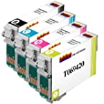 1 Set of 4 Ink First Ink Cartridges T...
