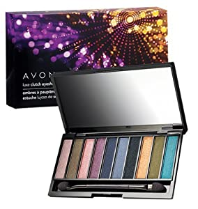 Avon Luxe Clutch Eyeshadow - 10 eyeshadows