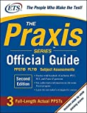 img - for The Praxis Series Official Guide, Second Edition: PPST(R) Pre-Professional Skills Test   [PRAXIS SERIES OFF GD PPST 2/E] [Paperback] book / textbook / text book