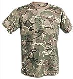 T-Shirt d'Armée Classique Helikon (MP Camo, Très Grand)...