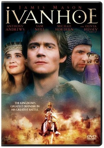 Cover art for  Ivanhoe