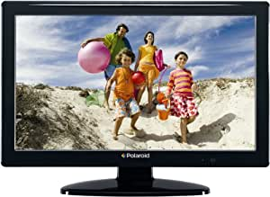 Polaroid 22-Inch LCD HDTV/DVD Combo, Black