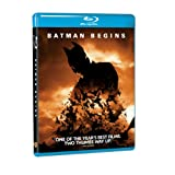 Batman Begins [Blu-ray] ~ Christian Bale