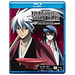 Nura: Rise of Yokai Clan - Demon Capital Set 1 [Blu-ray]