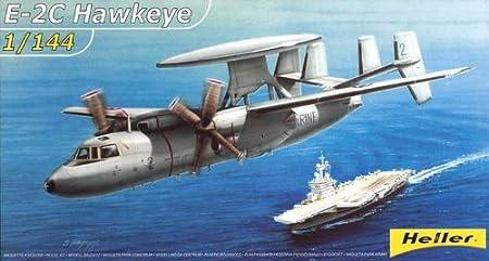 Heller - 79911 - Construction Et Maquettes - E-2C Hawkeye - Echelle 1/144ème
