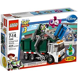 Amazon Com Lego Toy Story 3 Exclusive Limited Edition Set