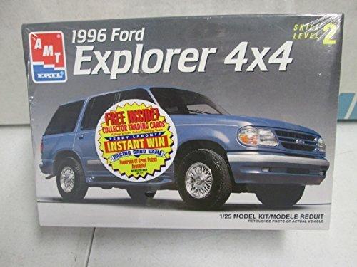 ertl-amt-1996-ford-explorer-4x4-125-model-kit