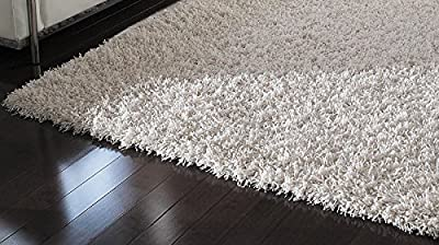 Super Area Rugs, Cozy Collection, Dense Shag Rug