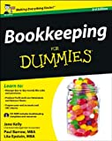 Jane Kelly Bookkeeping For Dummies