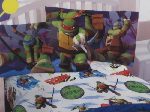 Ninja Turtles Full Sheet Set back-1047807