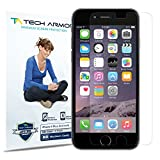 iPhone 6 Plus Screen Protector, Tech Armor Apple iPhone 6 Plus (5.5 inch ONLY) High Defintion (HD) Clear Screen Protectors -- Maximum Clarity and Touchscreen Accuracy [3Pack] Lifetime Warranty