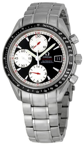 Omega Speedmaster Mens Automatic Chronograph Watch 3210.51