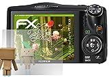 AtFoliX Mirror Protective Film Fujifilm FinePix F770EXR - FX-Mirror with mirror effect