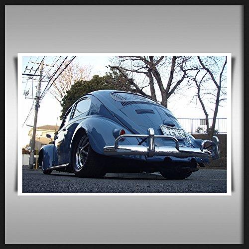 1959-japanese-vw-beetle-art-print-on-artist-quality-280gsm-a4-satin-paper