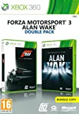 Forza Motorsport 3 - Alan Wake Double Pack (Xbox 360)