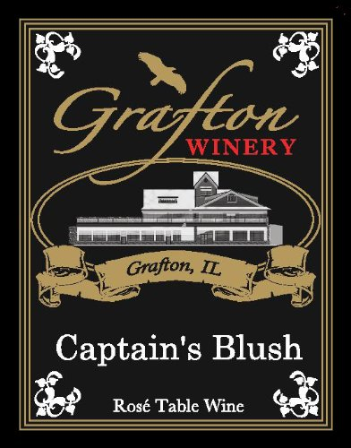Nv The Grafton Winery Captain'S Blush 750 Ml