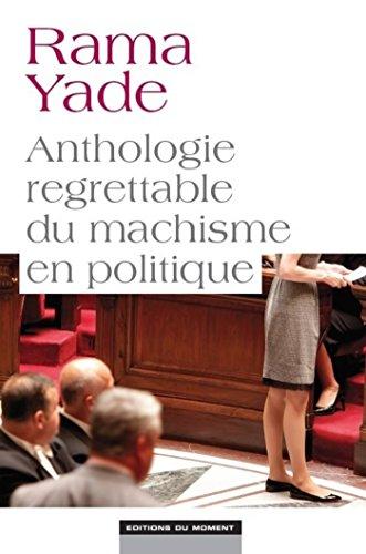 Anthologie regrettable du machisme en politique