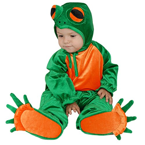 Little Frog Toddler/Child Costume (As Shown;Small)