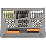 Lang  972 40 Piece Fractional and Metric Thread Restorer Kit