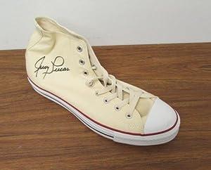 Buy Jerry Lucas Knicks Signed Autographed Converse Sneaker Shoe PSA DNA U37950