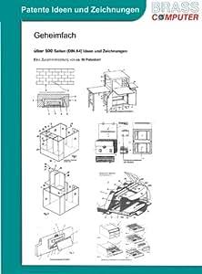 Geheimfach, ca. 500 Seiten (DIN A4) Ideen und Zeichnungen