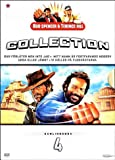 Bud Spencer & Terence Hill Collection 4 - 4-DVD Box Set ( Dio perdona... Io no! / Un genio, due compari, un pollo / Pari e dispari / Io sto con gli ippopotami ) ( God Forgives... I Don't! / A Genius, Two Partners and a Dupe / Odds and Evens