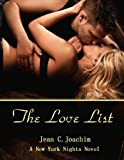 img - for The Love List (New York Nights) book / textbook / text book