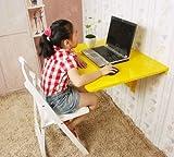 SoBuy® Wandklapptisch, Klapptisch, Holztisch, Esstisch aus...