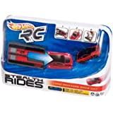 Mattel Hot Wheels V4532 RC Turbo Racer Stealth Rides Auto