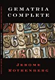 Gematria Complete (1934851086) by Rothenberg, Jerome