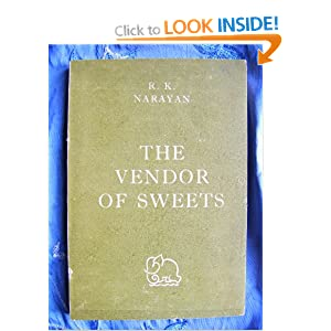 book analysis the vendor of sweets In the novels of rknarayan- a critical study  others, the theory is by and large  found suitable to an analysis of his novels without making a  room, the  vendor of sweets, and the financial export, we can trace the parental feeling.