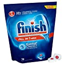Finish Dishwasher Tablets - Amazon
