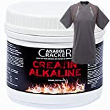 240 Kapseln Creatin Alkaline / Kre-Alkalyn 1500mg + Sportstyle T-Shirt, Anabol Cracker Bild
