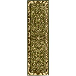Safavieh Lyndhurst Collection LNH219B Sage and Ivory Runner, 2 feet 3 inches by 8 feet (2\'3\