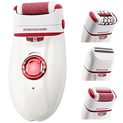 3-in-1-women-ladys-electric-rechargeable-body-hair-shaver-epilator-callus-remover-bikini-line-smooth