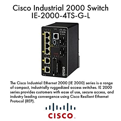 Cisco Ethernet Switch IE-2000-4TS-G-L