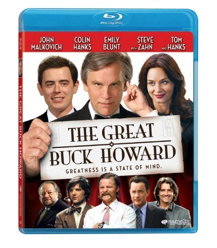 The Great Buck Howard [Blu-ray] by Magnolia Home Entertainment