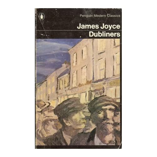 cover of James Joyce\