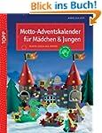 Motto-Adventskalender f�r M�dchen und...