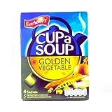 Batchelors Cup a Soup Golden Vegetable (4 per pack - 82g)