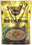 Santa Fe Bean Co Value Pack Vegetarian Refried Beans, 3.5-Ounce (Pack of 12)