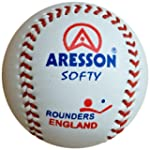 Aresson Softy Rounders Ball - White,...