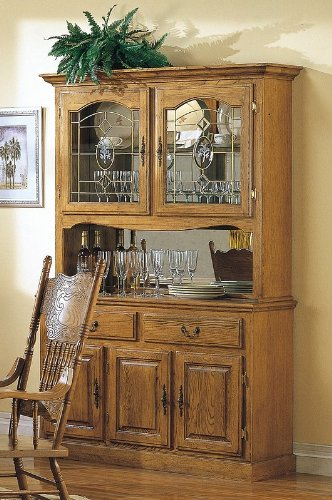 Impressive Oak Dining Room Buffet with Hutch 332 x 500 · 51 kB · jpeg