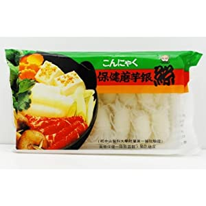 Shirataki Konjak Nudeln Knoten Beta Food 330g Low Carb