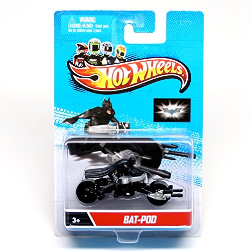 Hot Wheels Motorcycles Bat-Pod - 1