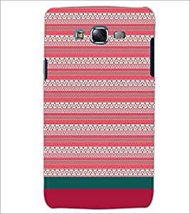PrintDhaba Tribal pattern D-1884 Back Case Cover for SAMSUNG GALAXY J5 (Multi-Coloured)